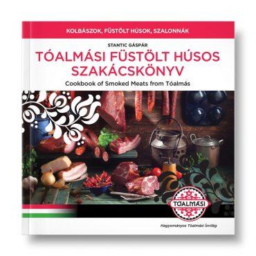 Tóalmási füstölt húsos szakácskönyv